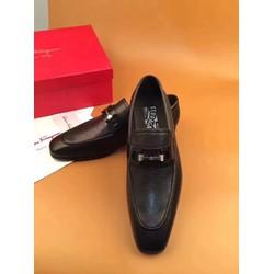 SMN1032.Giày da nam hàng hiệu Ferragamo tháng 5.2017