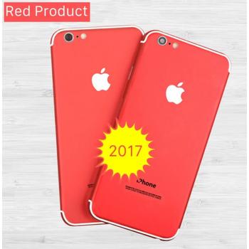 Miếng dán SKin iPhone 5 5s đỏ