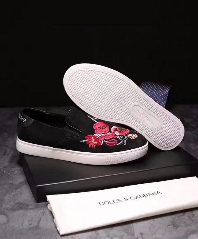 SMN1024.Giày da nam hàng hiệu D$G tháng 5.2017 3