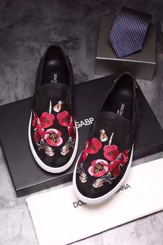 SMN1024.Giày da nam hàng hiệu D$G tháng 5.2017 2