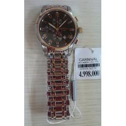 ĐỒNG HỒ NAM THỤY SĨ CARNIVAL G51101.202.717