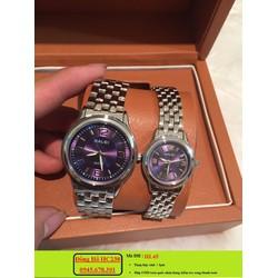 đồng hồ đôi dây thép chống rỉ