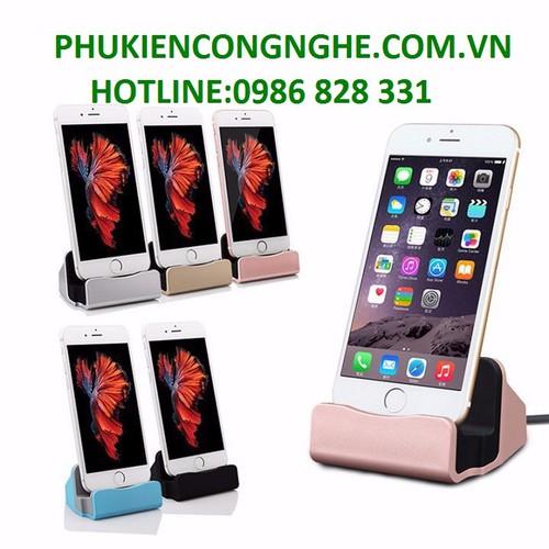 Dock sạc cho iphone, ipad