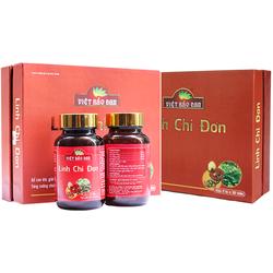 Tăng cường miễn dịch Linh Chi Đơn của Việt Bảo Đan COMBO 2 hộp