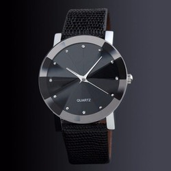 Đồng hồ Geneva dây da cao cấp
