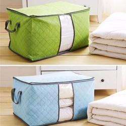 Bộ 2 túi đựng quần áo chăn màn cỡ lớn