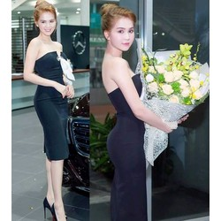 Đầm ôm body dự tiệc D900