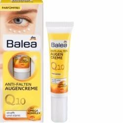 Kem chống nhăn da mắt tuổi 30 Balea Q10 Anti Falten Augencreme