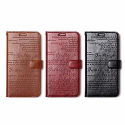 Bao da cao cấp Galaxy Note 5 - Hiệu Zenus Korea –  Lettering Diary