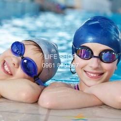Kính Bơi + Mũ Bơi Nhật Chính hãng
