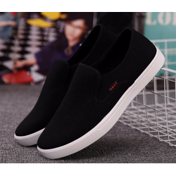 Giày lười nam chất vải đẹp - CV05