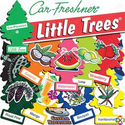 THÔNG THƠM Little Trees giúp khử mùi hiệu quả