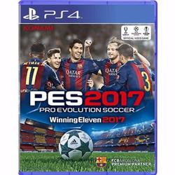 Đĩa game Pes 2017