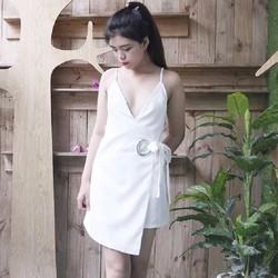 Đầm Dây Dự Tiệc Xinh