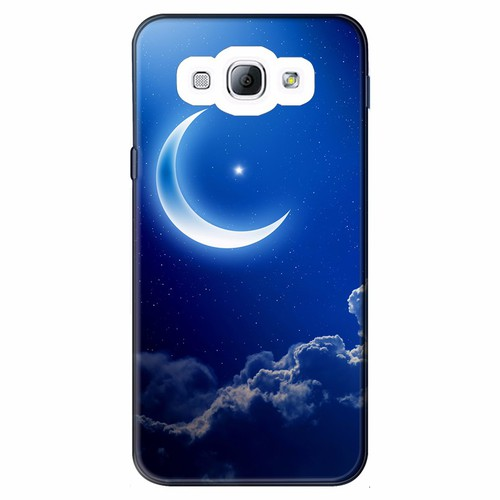 Ốp lưng Samsung Galaxy A8 - Moon