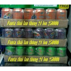 Fanta Thái lan