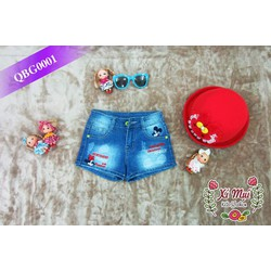 QUẦN SHORT JEAN MICKEY