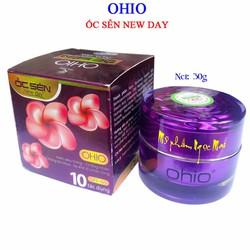 Kem dưỡng trắng, Chống nhăn, Lão hóa 10 tác dụng ỐC Sên OHIO