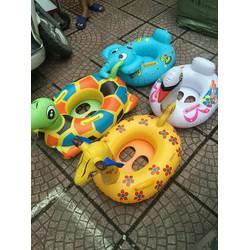 phao bơi hình thú intex cho bé