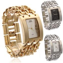 Đồng hồ nữ như lắc tay 2in1 sang chảnh cho bạn dự dạ tiệc-204