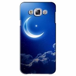 Ốp lưng Samsung Galaxy E7 - Moon
