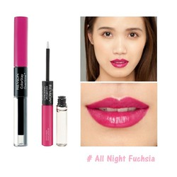 Son kem Colorstay Overtime Lipcolor 16 hrs - All Night Fuchsia