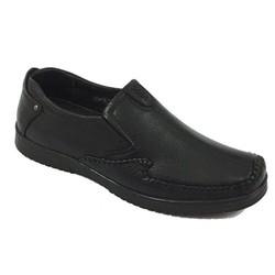 Giày lười da thật nam sang trọng D211