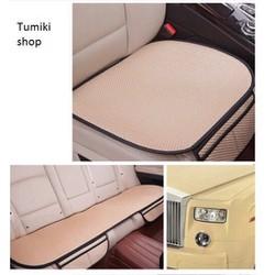 Bộ sản phẩm lót ghế xe ô tô
