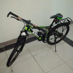 Xe đạp thể thao thương hiệu: SMEI