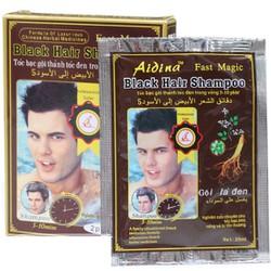 Dầu Gội Đen Tóc Black Hair Shampoo