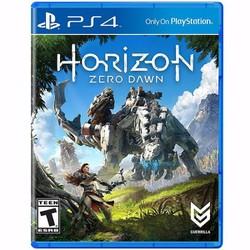 Đĩa game Horizon Zero Dawn