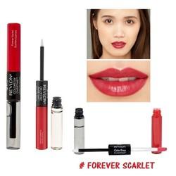 Son kem Revlon-Colorstay Overtime Lipcolor 16 hrs - Forever Scarlet