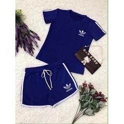 Quần áo thể thao nữ DDL2-XANH