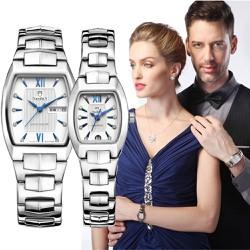 Đồng hồ nữ phong cách phương Tây nhẹ nhàng yêu kiều -210
