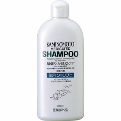 Dầu gội kích thích mọc tóc Kaminomoto Medicated Shampoo