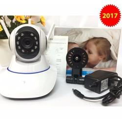 Camera IP 360 3 Râu1080P mới nhất 2017