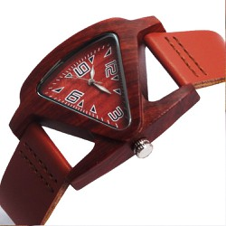 Đồng hồ nam mặt gỗ xịn phong cách lạ không đụng hàng-316