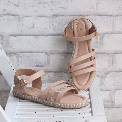 Sandal đế bệt ANA Le