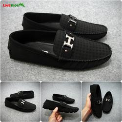 Giày lười thời trang phong cách Hàn Quốc