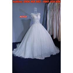 áo cưới công chúa AC432