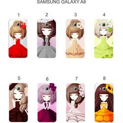 Ốp lưng Samsung Galaxy Note 5 dẻo in hình Chibi