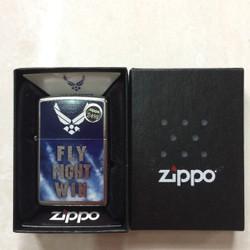 zippo usa cam kết chính hãng