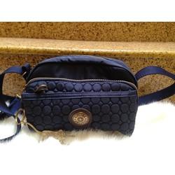 Túi đeo chéo Kipling màu xanh đen