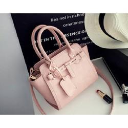 Túi xách thời trang Kelly - Màu hồng