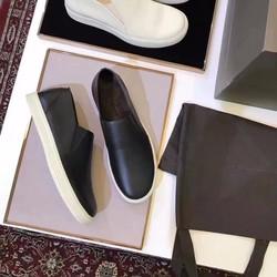 SMN1138.Giày da nam hàng hiệu Rick Owens hàng T5.2017