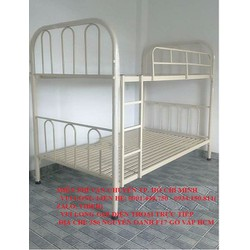 Giường sắt hai tầng DUY PHƯƠNG giá rẻ 1m2-2m sơn tĩnh điện