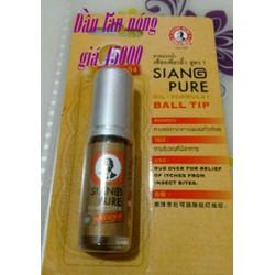dầu lăn Siang Thái lan