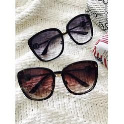 Mắt kính thời trang TGS85182125 gọng đầu lâu sành điệu hàng cao cấp