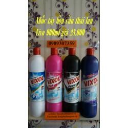 nước tẩy tollet Vixol _ Thái lan