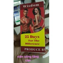 Tăng cân Vitamin Wisdom